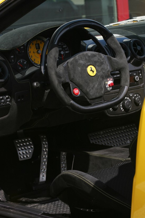 NOVITEC ROSSO Ferrari Scuderia Spider 16M