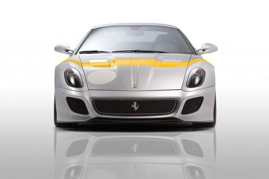 Novitec Rosso Ferrari 599 GTO 888