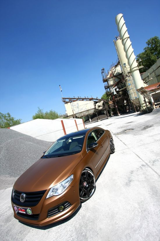 NRW Volkswagen Passat CC