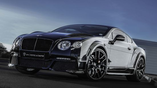 ONYX Bentley Continental GTVX Concept
