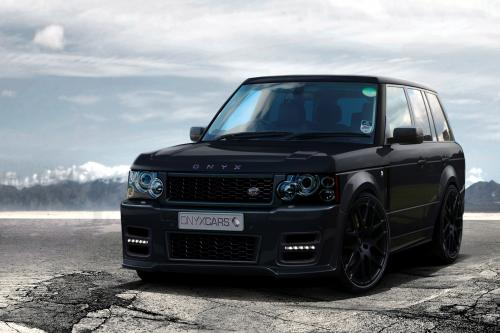 ONYX Cars Platinum V усиливает роскошный Range Rover Vogue