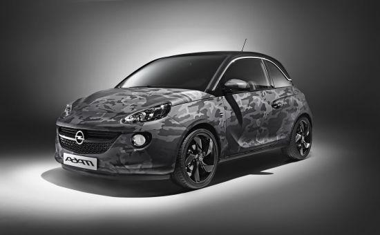 Opel ADAM Limited Edition by Bryan Adams