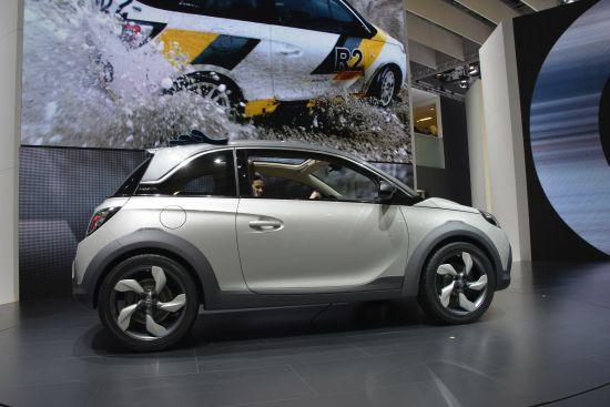 Opel Adam Rocks Concept Geneva