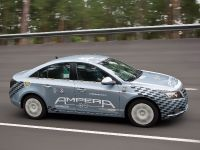 Opel Ampera at the test track, 1 of 5