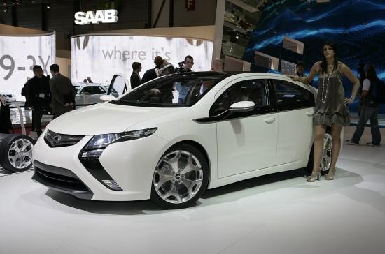 Opel Ampera Geneva
