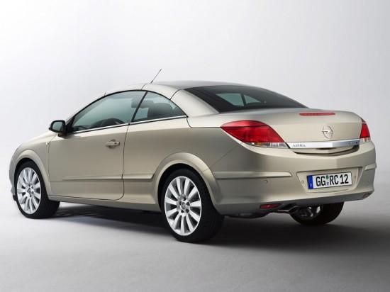 Opel Astra Twintop Sedan