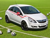 Opel Corsa World Cup Soccer Flag Packs, 4 of 7