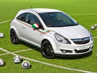 Opel Corsa World Cup Soccer Flag Packs, 6 of 7