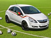 Opel Corsa World Cup Soccer Flag Packs