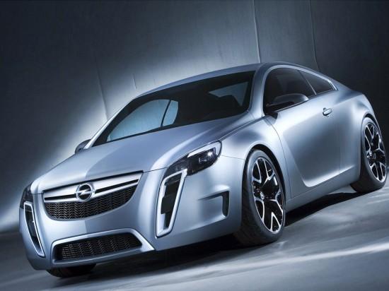 Opel Grand Turismo Coupe Concept