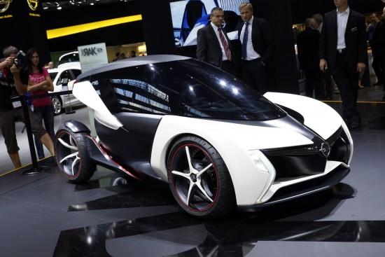 Opel RAK e concept Frankfurt