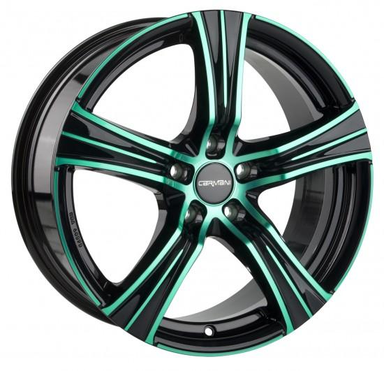 Oxigin Carmani 6 Impact Alloy Wheels and Rims