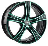 Oxigin Carmani 6 Impact Alloy Wheels and Rims, 4 of 9