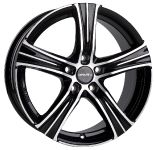 Oxigin Carmani 6 Impact Alloy Wheels and Rims, 9 of 9