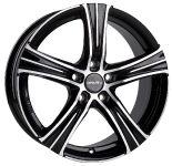 Oxigin Carmani 6 Impact Alloy Wheels and Rims, 9 of 9
