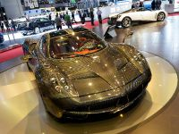 Pagani Huayra Carbon Edition Geneva 2012, 2 of 3