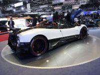 thumbnail image of Pagani Zonda Cinque Roadster Geneva 2010