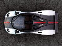 Pagani Zonda Cinque Roadster, 2 of 4