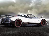 Pagani Zonda Cinque Roadster, 3 of 4