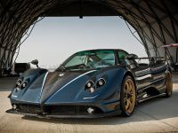 Pagani Zonda Tricolore, 11 of 12