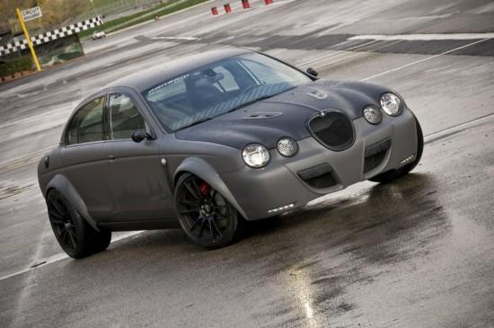Panzani Design Jaguar X Type R Supercharged