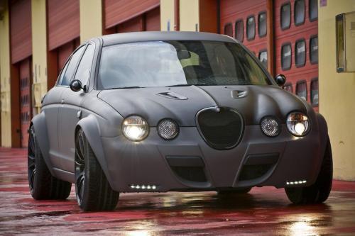 Panzani Design Jaguar X Type R С Нагнетателем