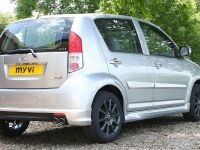 Perodua Myvi Jet and Sport Silver Limited Edition, 2 of 3