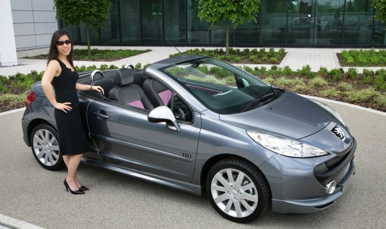 Peugeot 207 CC Elle