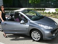Peugeot 207 cc elle, 5 of 8