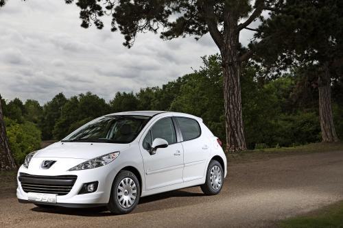 Peugeot Запускает 207 Economique