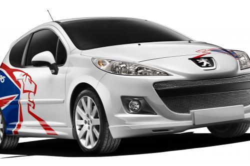 Peugeot выпускает 207 S16 limited-edition
