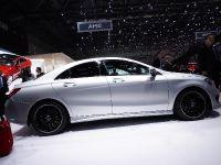 Mercedes-Benz CLA Geneva 2013