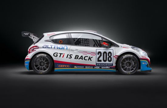 Peugeot 208 GTi Sport