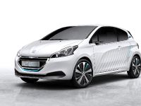 Peugeot 208 HYbrid Air 2L Demonstrator, 1 of 2