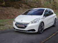 Peugeot 208 HYbrid FE concept, 5 of 6