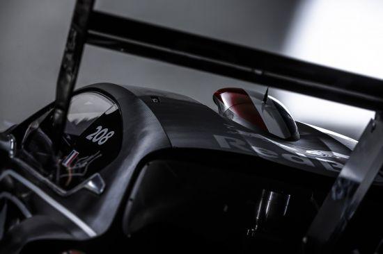 Peugeot 208 T16 Pikes Peak Racer