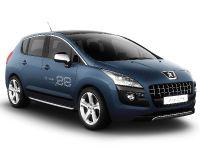 thumbnail image of Peugeot 3008 HYbrid4 concept