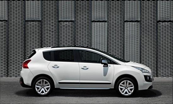 Peugeot 3008 HYbrid4 Limited Edition