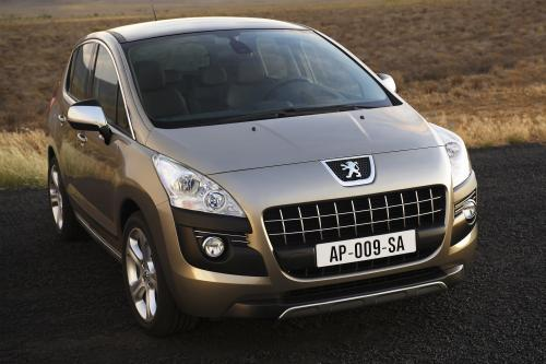 Peugeot 3008 - Peugeot New Cross-Over