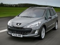 Peugeot 308 SW and SE, 3 of 4