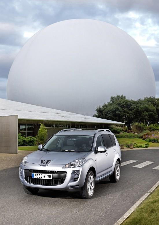 Peugeot 4007 DCS Automatic
