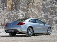 Peugeot 407 Coupe GT, 5 of 22