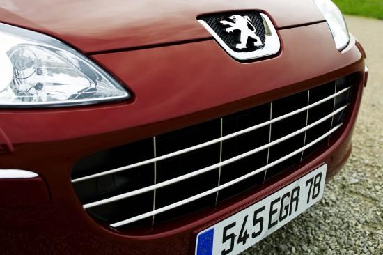 Peugeot 407 HDi FAP