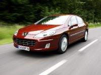 Peugeot 407 HDi FAP, 13 of 17
