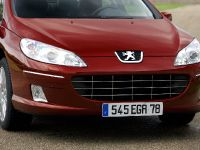 Peugeot 407 HDi FAP, 8 of 17