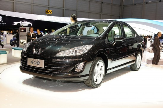 Peugeot 408 Geneva