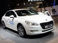Peugeot 508 Paris 2010