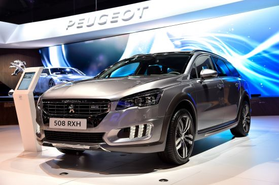 Peugeot 508 RXH Paris