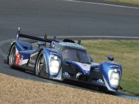 Peugeot 908 prepares for Le Mans, 1 of 4