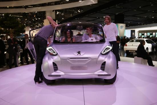 Peugeot BB1 Concept Frankfurt